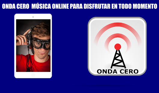 Onda Cero Radio Gratis - screenshot