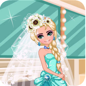 Dream Wedding Salon - Frozen