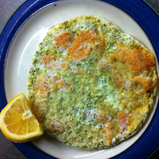 Salmon Egg White Omelet Recipes