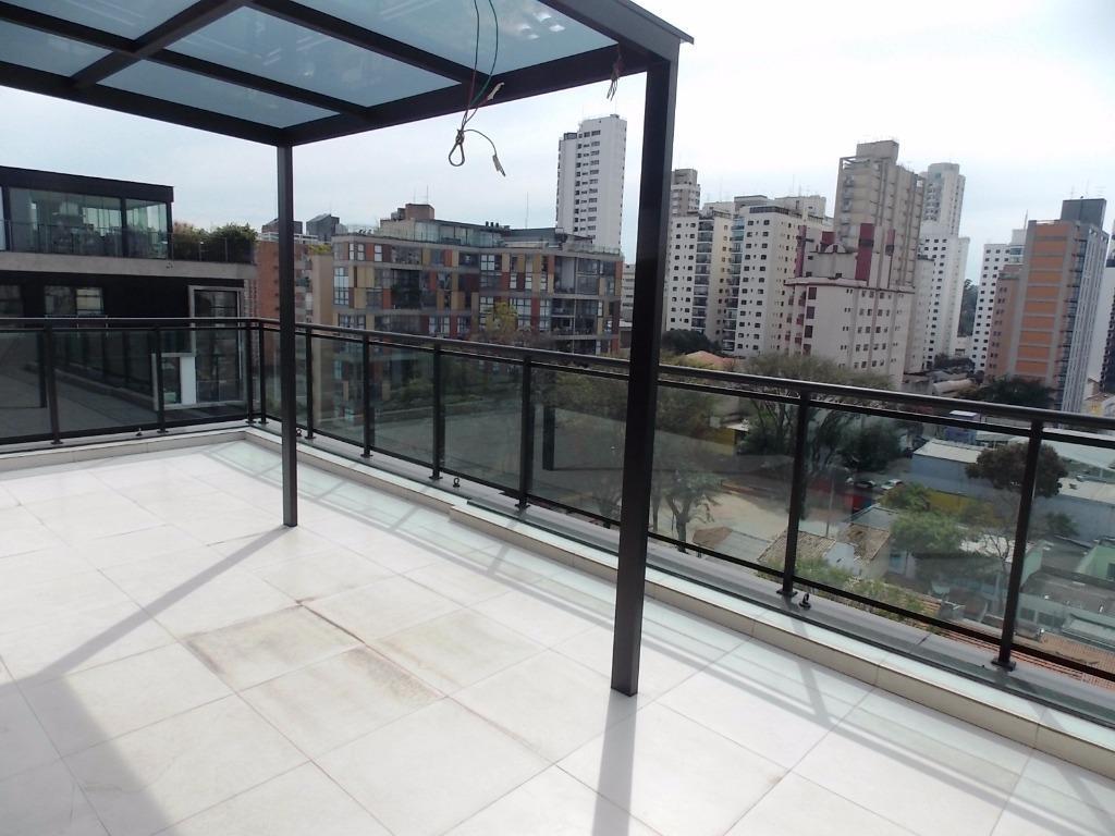 Cobertura à venda, Vila Madalena, São Paulo