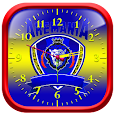 Aremania Wallpaper Clock Live