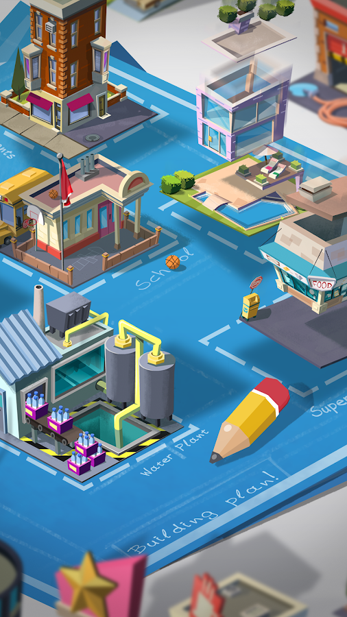 Build Away! - Idle City Game Screenshot 4
