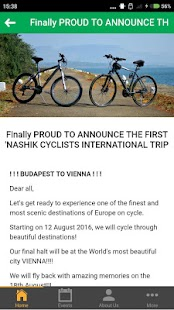 Nashik Cyclists - screenshot
