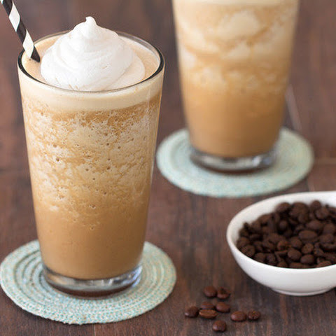 Protein-Packed Vanilla Swappuccino