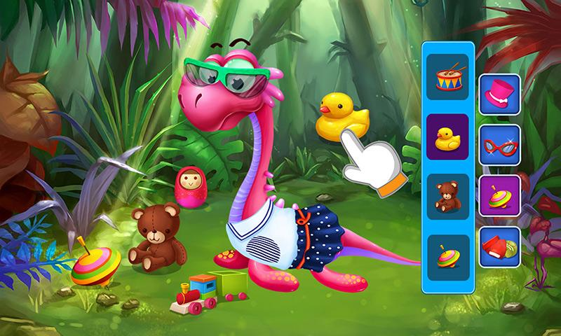 android Dinosaur Park: Dino Baby Born Screenshot 1