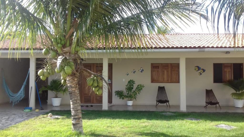 Casa com 3 dormitórios à venda por R$ 240.000 - Praia do Amor - Conde/PB