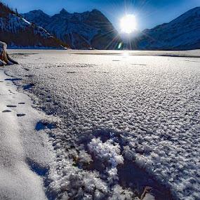 Upper Lake by Zoran Mrđanov - Landscapes Sunsets & Sunrises (  )