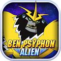 Free Shocksquatch Alien Ben Psyphon Shooter APK for Windows 8