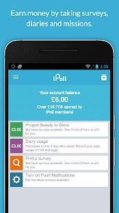 App iPoll – Make money on surveys apk for kindle fire