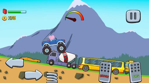 Kids Monster Truck - screenshot