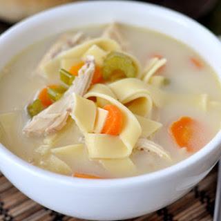Turkey Noodle Soup Crock Pot Recipes