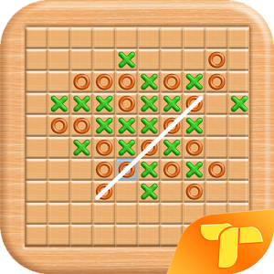 Tic Tac Toe - Clash of Brains Icon