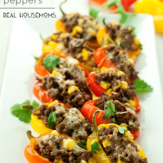 Ground Beef Stuffed Sweet Peppers Recipes