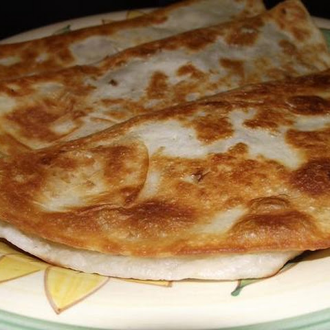 Fried Tortillas With Beef