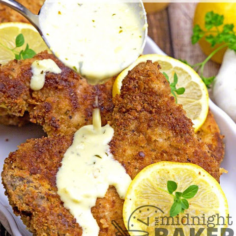 Italian Lemon Herb Pork Chops