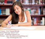 Gets the Professional Dissertation Writing Services in Chennai