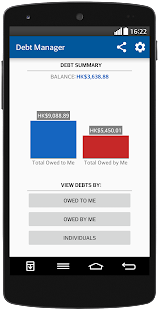 Debt Manager & Tracker Pro screenshot for Android