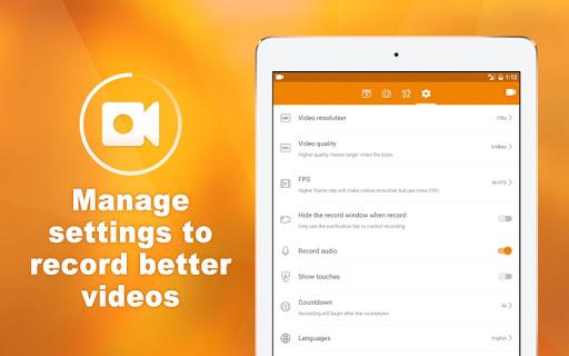 DU Recorder – Screen Recorder, Video Editor, Live screenshot 12