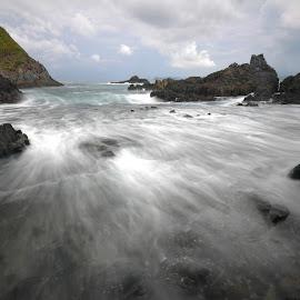 Semeti beach-Lombok by Wahyu Lavida - Landscapes Beaches