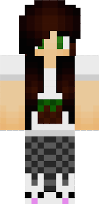 Shes the minecraft skin you have all been desperately waiting for...