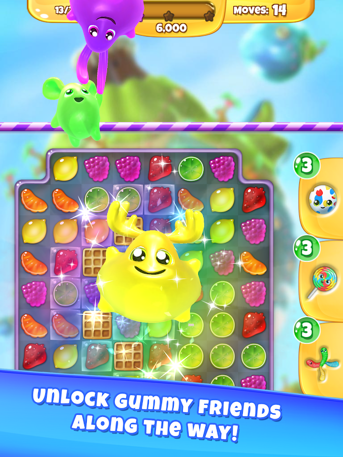 Yummy Gummy Screenshot 7