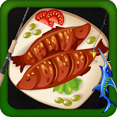 Fish Cooking Chef APK for Bluestacks