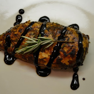 Rosemary Balsamic Chicken