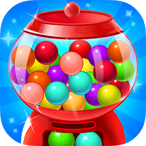 Cover art Gum Ball Candy: Kids Food Game