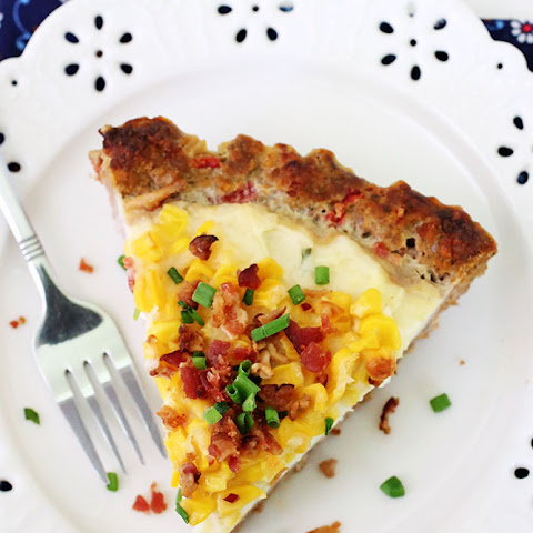Meatloaf & Mashed Potato Pie