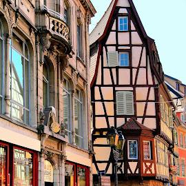 Colmar architecture by Francis Xavier Camilleri - Buildings & Architecture Public & Historical