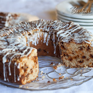 Snickerdoodle Coffee Cake