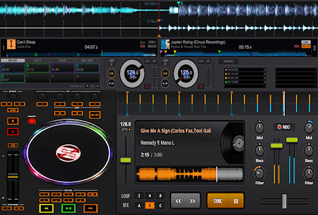 App Mobile DJ Mixer apk for kindle fire