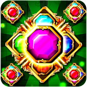 Download Full Magic Gems - Diamond pop Match 6.4.18 APK