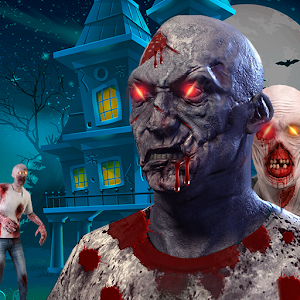 Real zombie Hunting- FPS shooting 2019 For PC (Windows & MAC)