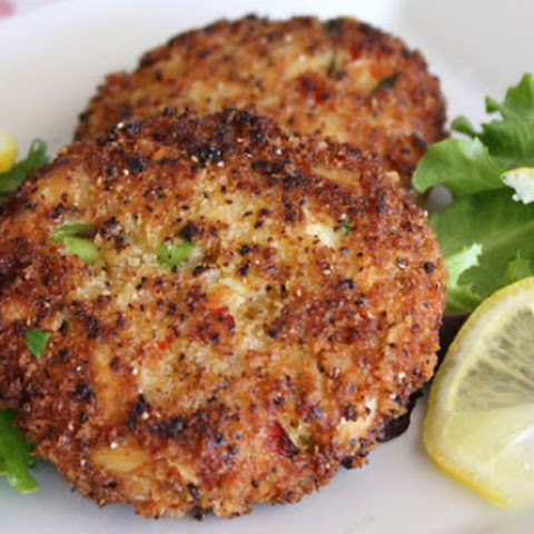Ultimate Crab Cakes - 5 Smartpoints