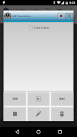 Screenshot of Remote Android Mouse