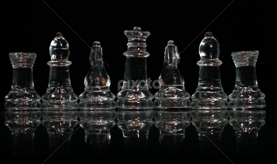 by Dipali S - Artistic Objects Other Objects ( soldiers, bishop, queen, chess, king, knight )