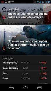 VEJA.com Notícias APK for iPhone