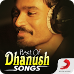 Best of Dhanush Tamil Songs APK Image