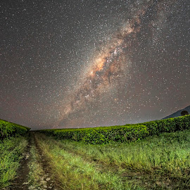 by Abdul Rahman - Landscapes Starscapes