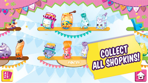 Shopkins: Top Trumps - screenshot