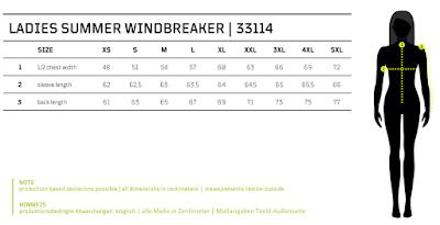 Ladies Summer Windbreaker - Brandit - оливковый
