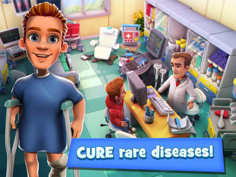 Dream Hospital - Health Care Manager Simulator Screenshot 6
