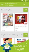 Screenshot of Prospekte, Angebote & Shopping
