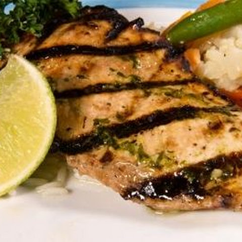 Black Pepper Citrus Chicken