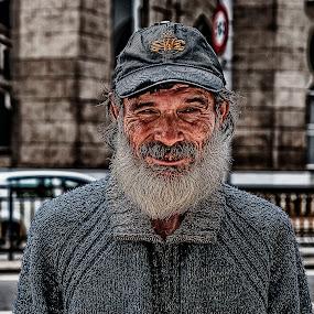 Lost by Harris Daniel - People Portraits of Men