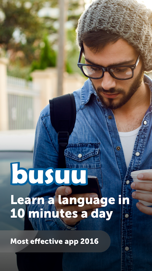 busuu - Easy Language Learning Screenshot 0