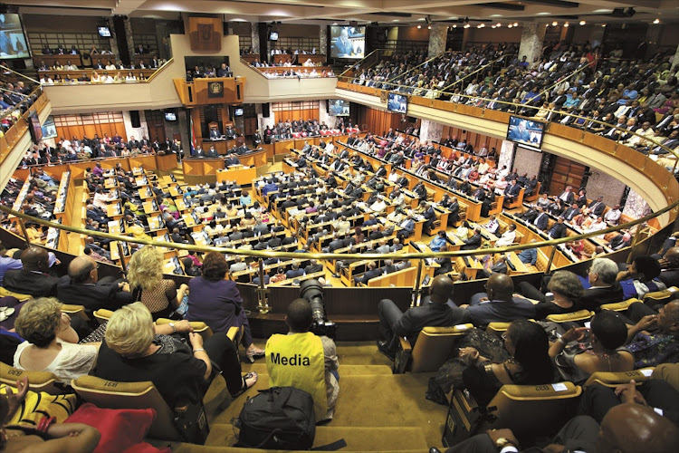 Mbete: Demand For Secret No Confidence Motion Assumes ANC MPs Are 'Cowardly'