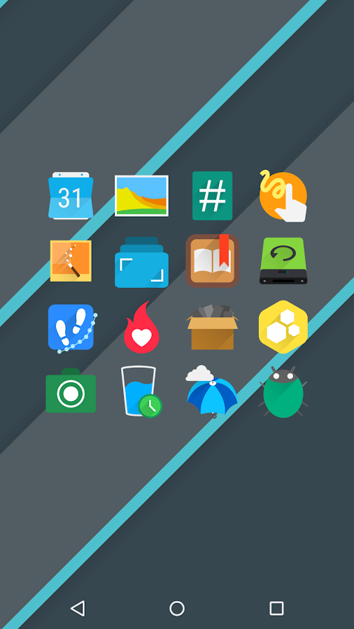 Rewun - Icon Pack Screenshot 5