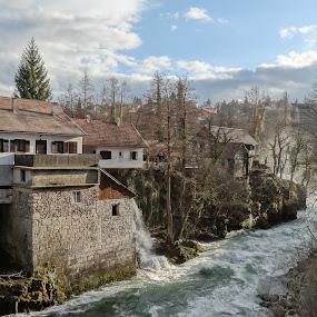 Rastoke, Croatia (2) by Milan Z81 - Travel Locations Landmarks